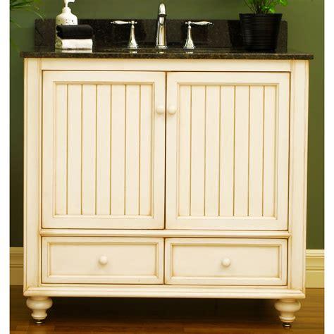 Cottage Style Bathroom Vanities Cabinets cottage cabinets cottage style 36 quot wood