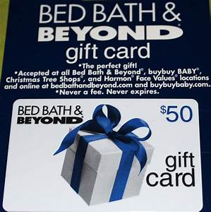 Bed bath beyond gift card 28 images gift cards dollar for Bed bath and beyond wedding gifts
