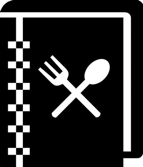 livre livre de recettes télécharger icons gratuitement