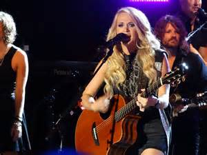 Carrie Underwood Temporary Home Picture