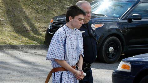 pa high school stabbing suspect alex hribal not well