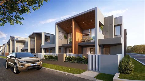 Home Terrace : Vue Terrace Homes In East Lane, Robina Qld