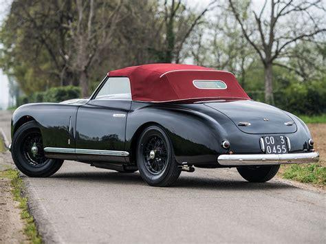 Alfa Romeo 6c 2500 by Alfa Romeo 6c 2500 Sport Cabriolet 1949