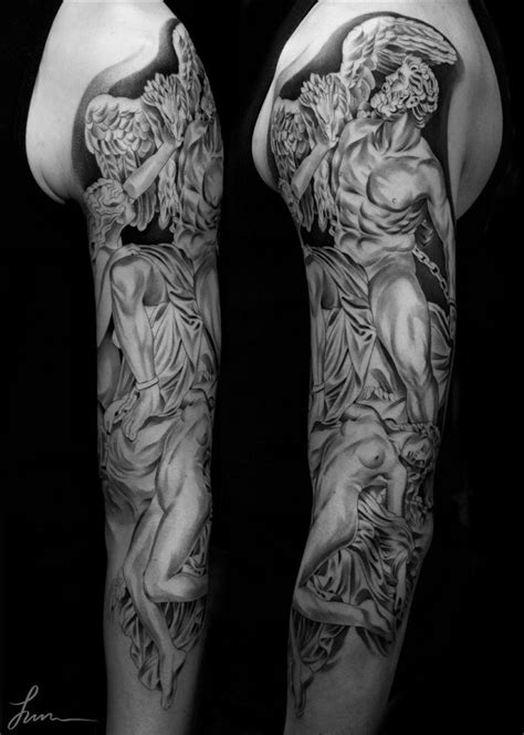tattoo's on Pinterest | Yakuza tattoo Amazing tattoos and One night | Tattoos, Greek god tattoo