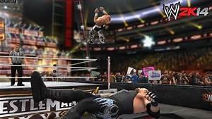 WWE 2K14 - screenshots gallery - screenshot 1/33 ...