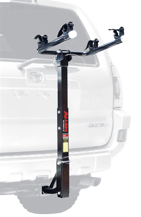 allen hitch bike rack allen sports deluxe 2 bike hitch mount rack 1