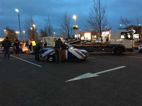 PICTURED: Top Gear stars Matt LeBlanc and Chris Evans ...