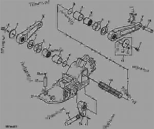 Rockshaft Control Lift Arms  J14