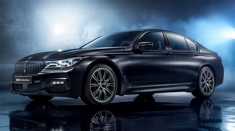 Car Wallpaper Ru by 2017 Bmw 7 Series Black Edition Ru Wallpapers And