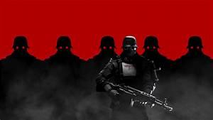 Wolfenstein The New Order. Wallpapers list.