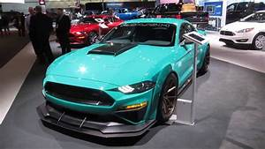 2018 Ford Mustang Fastback with 729 HP by Roush Performance - YouTube