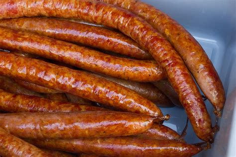 how to make sausage recipe italian kielbasa andouille