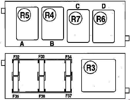 2002 2006 renault espace iv fuse box diagram 187 fuse diagram