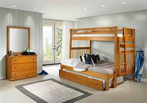 White Solid Wood Twin Bed — Home Ideas Collection : Solid