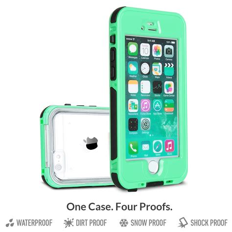 iphone 6 plus waterproof waterproof shockproof dirtproof cover for apple