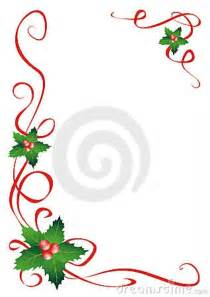 christmas decorations borders christmas decoration border royalty free stock image image 354166