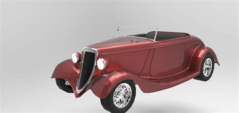 Old car   DownloadFree3D.com
