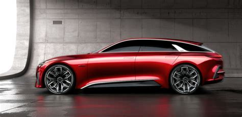 Kia Proceed Concept Presents A Potential New Body Type For