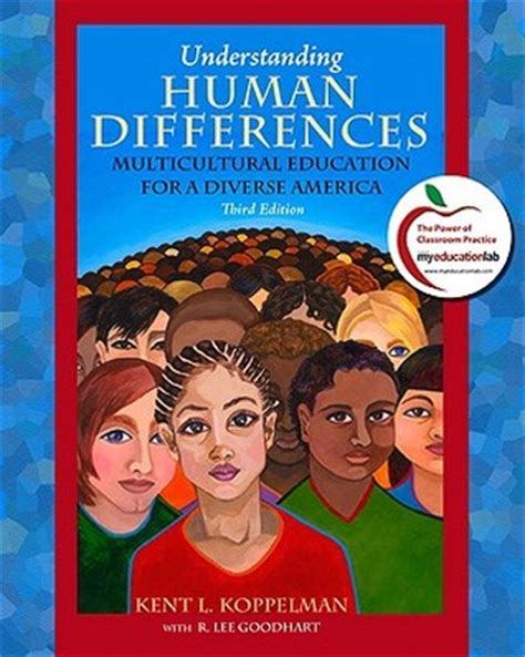 understanding of human education understanding human differences multicultural education