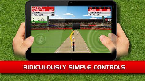 stick cricket 2 6 2 mod pro apk unlocked andropalace