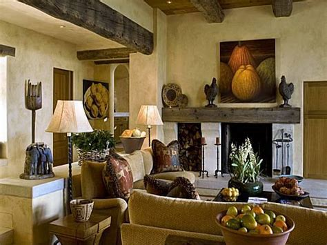Tuscan Great Decorating Ideas  Home Interior Design