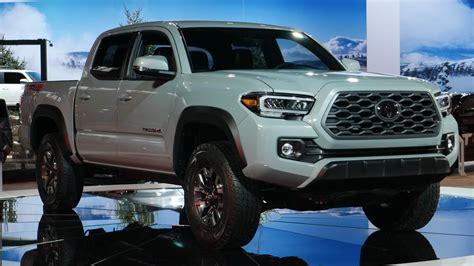 2020 Toyota Tacoma Revealed!