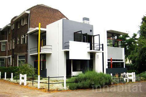 Gerrit Rietveld Haus Schröder by Casa Rietveld Schroder Din Utrecht La Fel De Eleganta Si