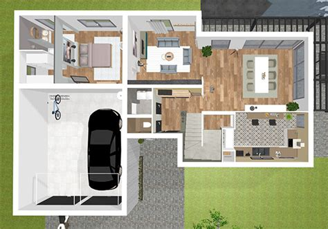 plan cuisine 3d gratuit plan maison 3d logiciel gratuit pour dessiner ses plans 3d