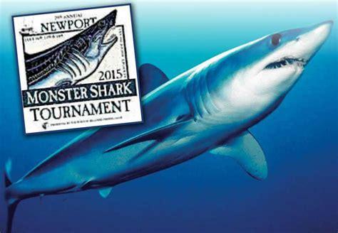 monster sharks  newport july