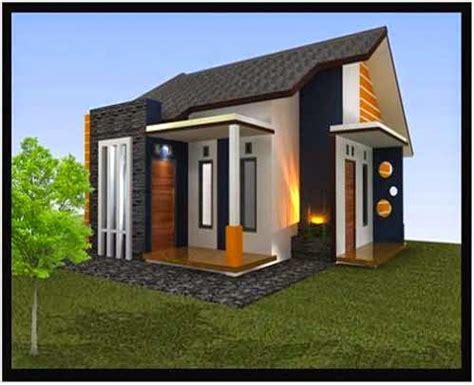 gambar rumah minimalis  nyaman  asri terbaru