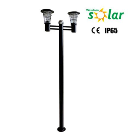best seller outdoor l post parts solar l post