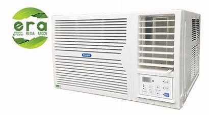 Aircon Koppel Era Window Type Services Remote