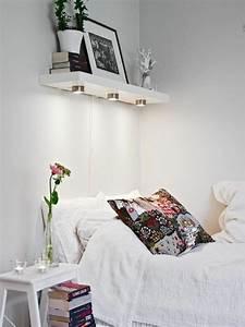 Bilder über Bett : kleines schlafzimmer einrichten 80 bilder ~ Watch28wear.com Haus und Dekorationen