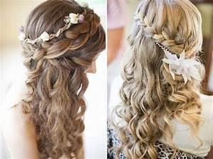 Frizure sa pletenicama - najlepše svadbene frizure ...
