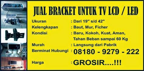 Harga Bracket Tv Merk Dolphin bracket tv bandung bracket tv murah harga bracket tv led