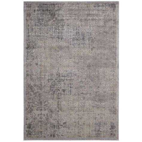 Graphic Rug - nourison graphic illusions grey 5 ft 3 in x 7 ft 5 in