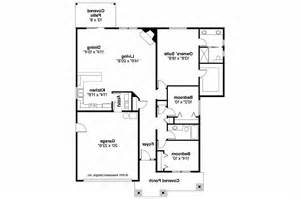 craftsman house floor plans craftsman house plans logan 30 720 associated designs