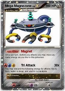 Pokémon Mega Magnezone 3 3 - Magnet - My Pokemon Card