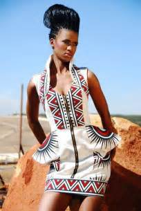 Tribal African Fashion Dresses