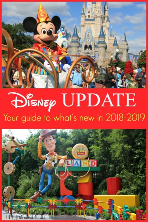 Your Summer 2018 Disney Update  What's New At Disney Parks