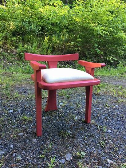 Japanese Furniture Chair Series Torii Vermont Side