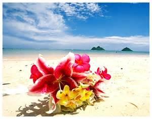 hawaiian wedding flowers hawaiian wedding flowers