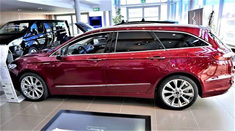 ford fusion wagon mondeo vignale  twin turbo