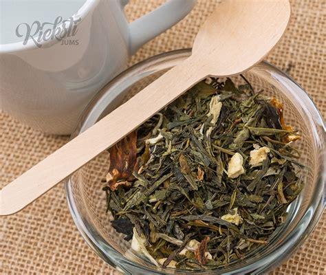 Zaļā un baltā tēja Zelta cidonija 0,5 kg - Rieksti Jums