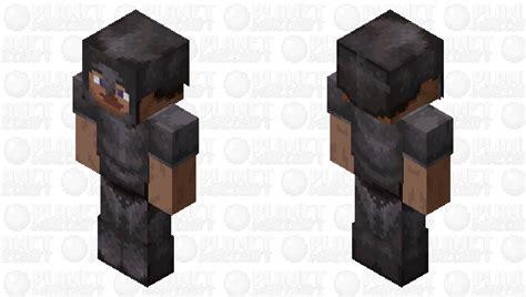 Hd Netherite Armor Steve Minecraft Skin