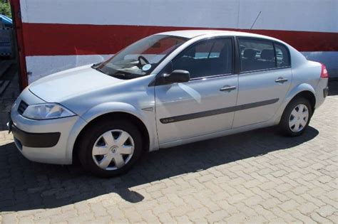 Renault Megane 2004 by 2004 Renault Megane Ii 1 6 Authentique Cars For Sale In