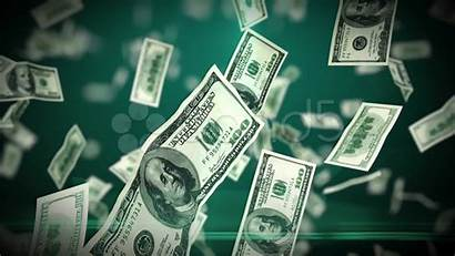 Money Wallpapers Dollar Moving Cash Flying Backgrounds