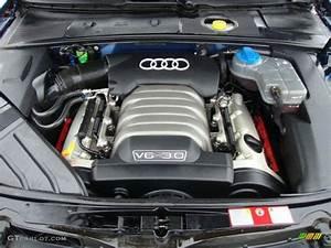 2002 Audi A4 3 0 Quattro Sedan 3 0 Liter Dohc 30