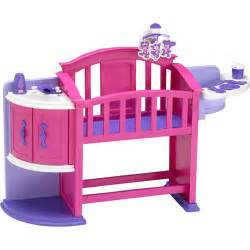 Baby Doll Beds Walmart by American Plastic My Own Nursery Walmart