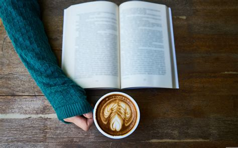 Free coffee photos hd wallpapers. A Good Book and A Cup of Coffee Ultra HD Desktop Background Wallpaper for 4K UHD TV : Widescreen ...